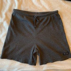 Vintage champion cotton sweat shorts sweatpants